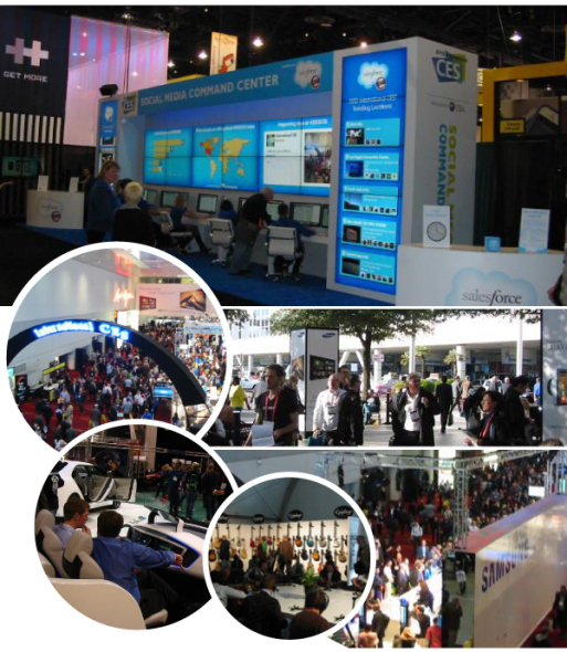 Social Media a Major Presence at Consumer Electronics Show 2013